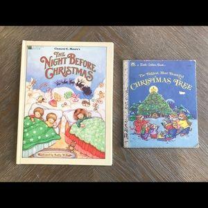 The Night Before Christmas Hardback Books